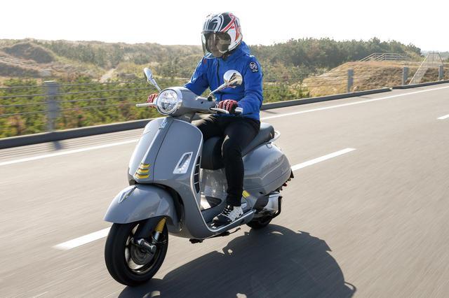 画像: ベスパ「GTSスーパーテック300」のインプレはこちら - webオートバイ