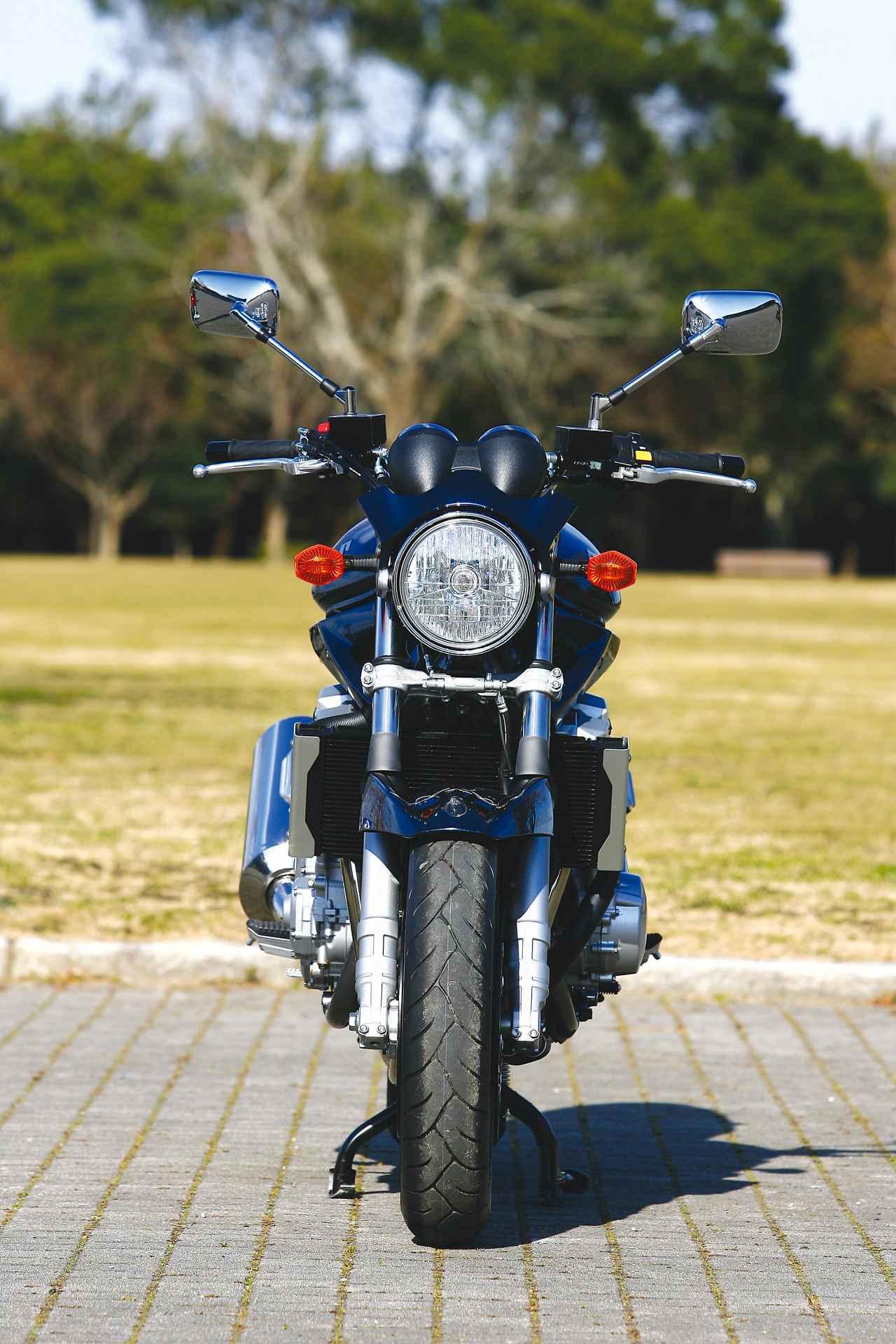 Images : 10番目の画像 - 【写真14枚】スズキ「バンディット1250/S」 - webオートバイ