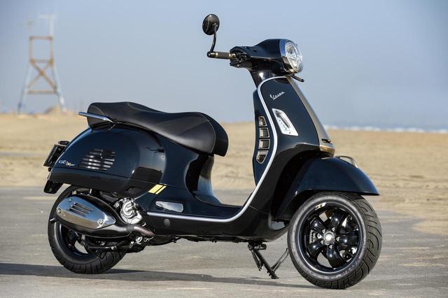 画像: Vespa GTS SuperTech 300 rizoma custom