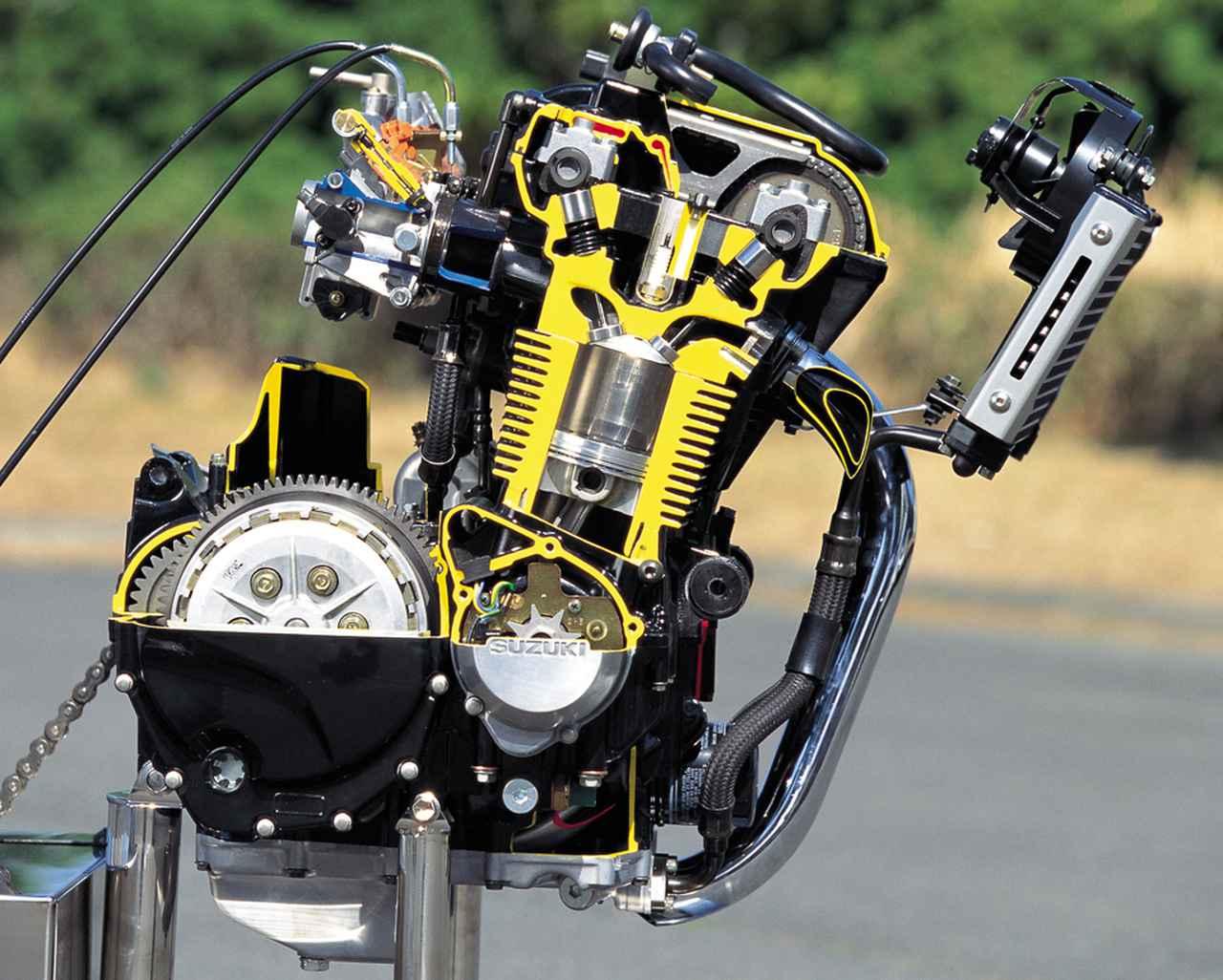 Images : 5番目の画像 - 【写真6枚】スズキ「GSX1400」 - webオートバイ