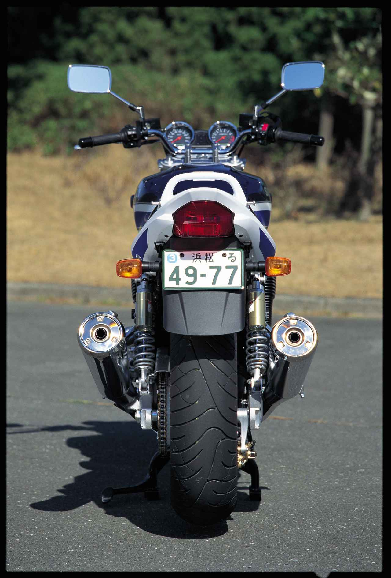 Images : 3番目の画像 - 【写真6枚】スズキ「GSX1400」 - webオートバイ