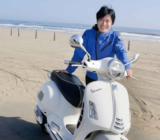 画像: ベスパ「GTSスーパー150」「GTSスーパーテック300」の紹介はこちら - webオートバイ