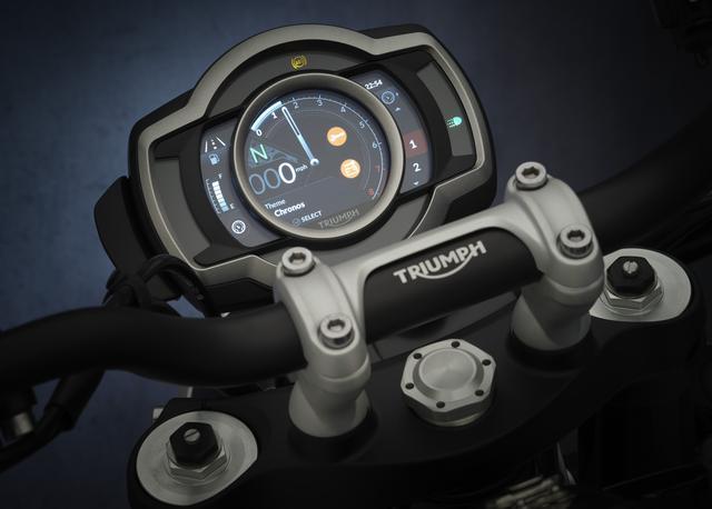 画像4: トライアンフ「スクランブラー1200XC」「スクランブラー1200XE」2021年モデルの特徴