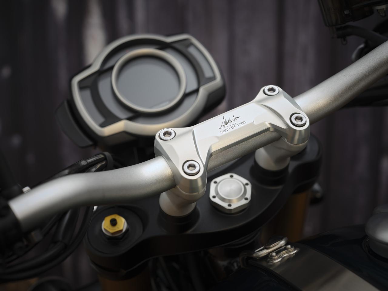 画像2: トライアンフ「スクランブラー1200 スティーブ・マックイーン エディション」の特徴