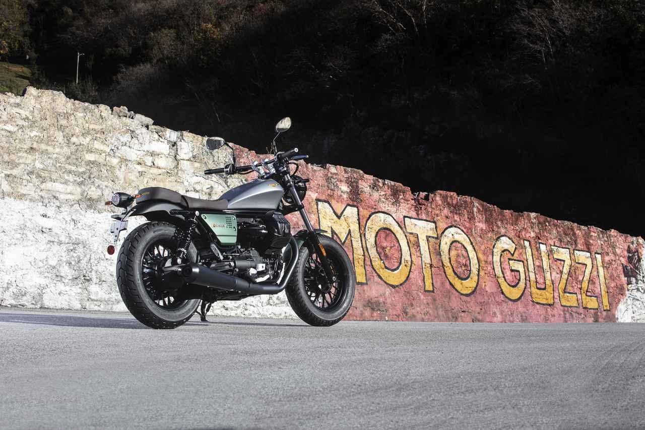 Images : 14番目の画像 - 【写真40枚】モト・グッツィ「V9 Bobber 100 周年記念スペシャルエディション」 - webオートバイ