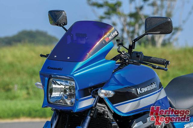 K-FACTORY ZRX1200DAEGインプレッション005