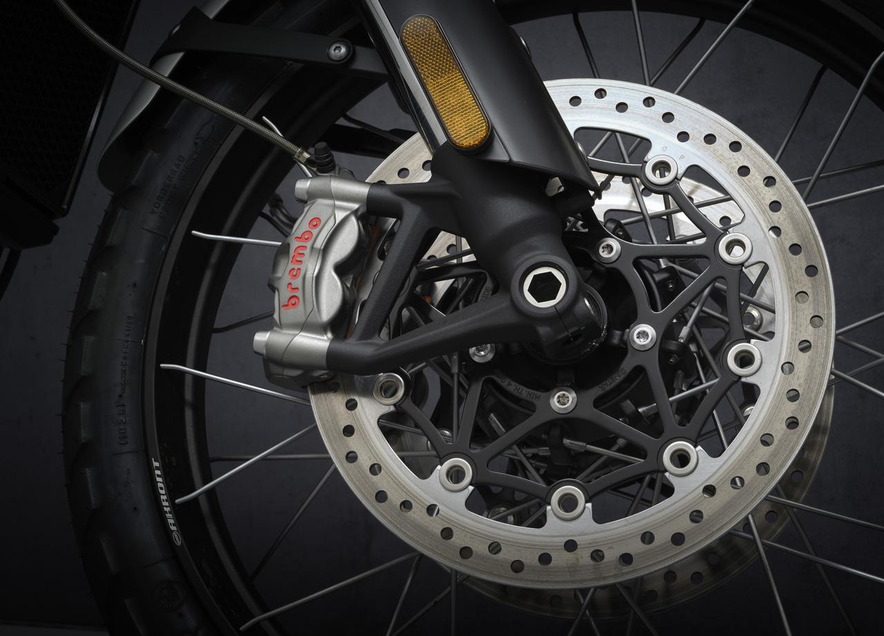 画像3: トライアンフ「スクランブラー1200XC」「スクランブラー1200XE」2021年モデルの特徴