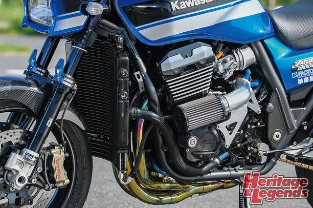 K-FACTORY ZRX1200DAEGインプレッション012
