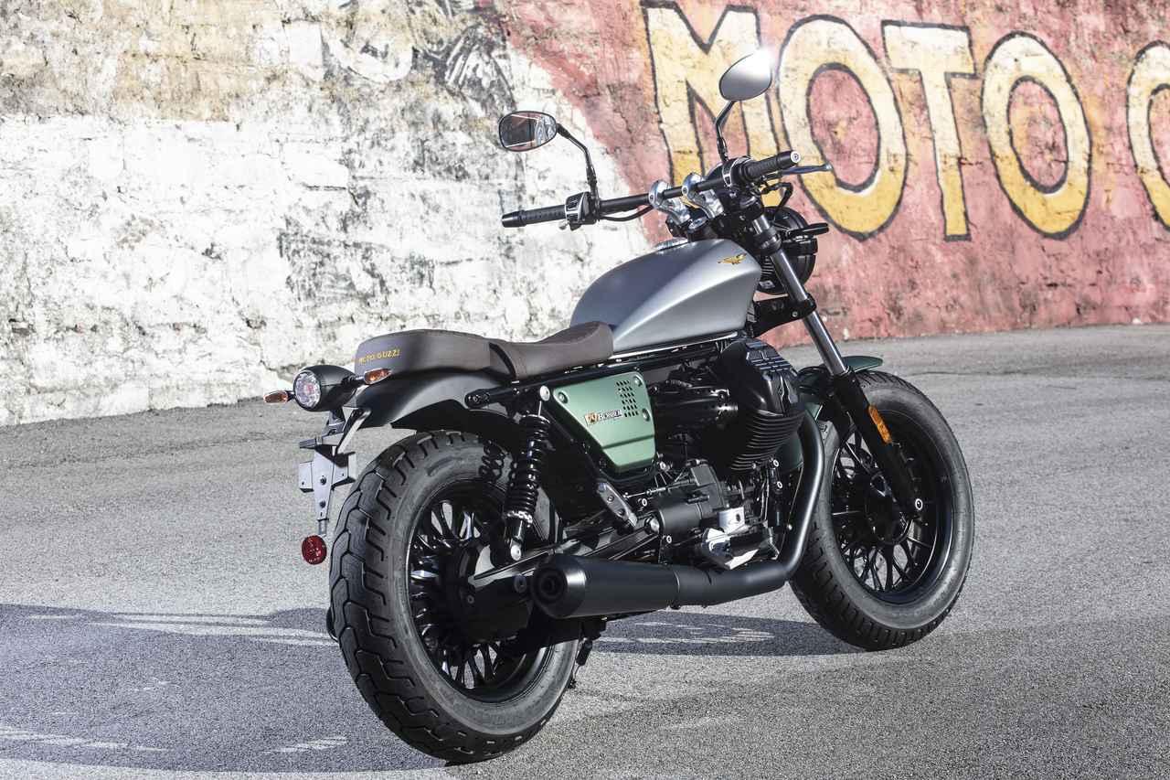 Images : 13番目の画像 - 【写真40枚】モト・グッツィ「V9 Bobber 100 周年記念スペシャルエディション」 - webオートバイ
