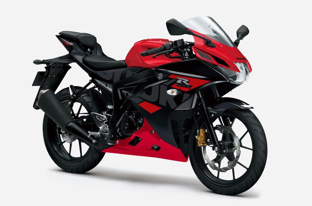 画像: 【写真6枚】GSX-R125 ABS - webオートバイ