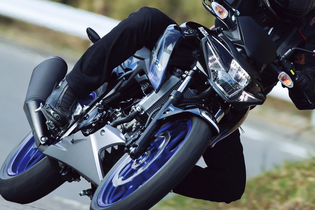 画像: 【総合インプレ】スズキ「GSX-S125」(2021年) - webオートバイ