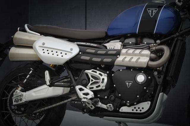 画像1: トライアンフ「スクランブラー1200XC」「スクランブラー1200XE」2021年モデルの特徴