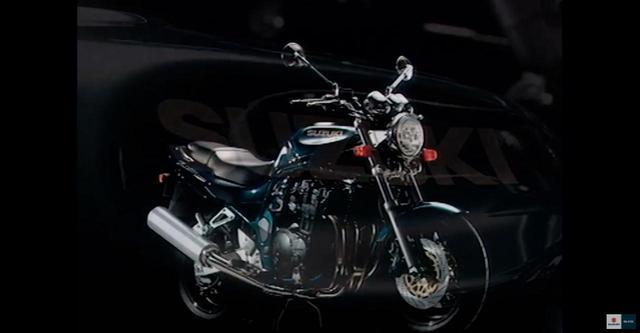 画像: 【動画】ビッグネイキッド・ブームを過熱させた油冷4気筒『バンディット1200』 - webオートバイ