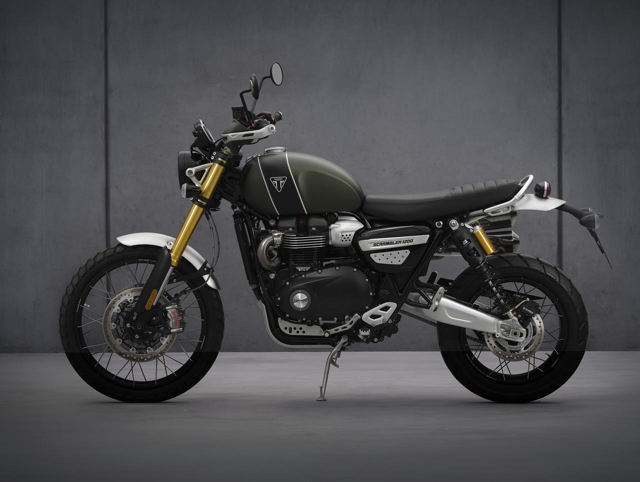 画像: ベースモデル 新型「スクランブラー1200XE」はこちら - webオートバイ