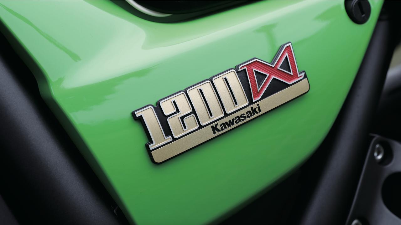 画像: カワサキ「ZRX1200 DAEG」リミテッドモデルの誘惑 - webオートバイ