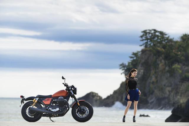 画像: 【インプレ・解説】モト・グッツィ「V9 ボバースポーツ」 - webオートバイ