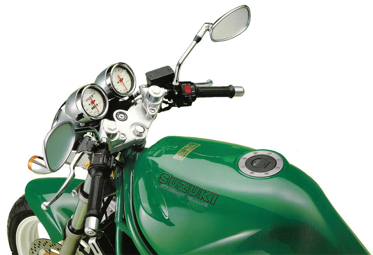 画像: スズキ「バンディット250」シリーズ歴史解説|1990年代を代表するスズキの250cc・4気筒ネイキッドバイク - webオートバイ
