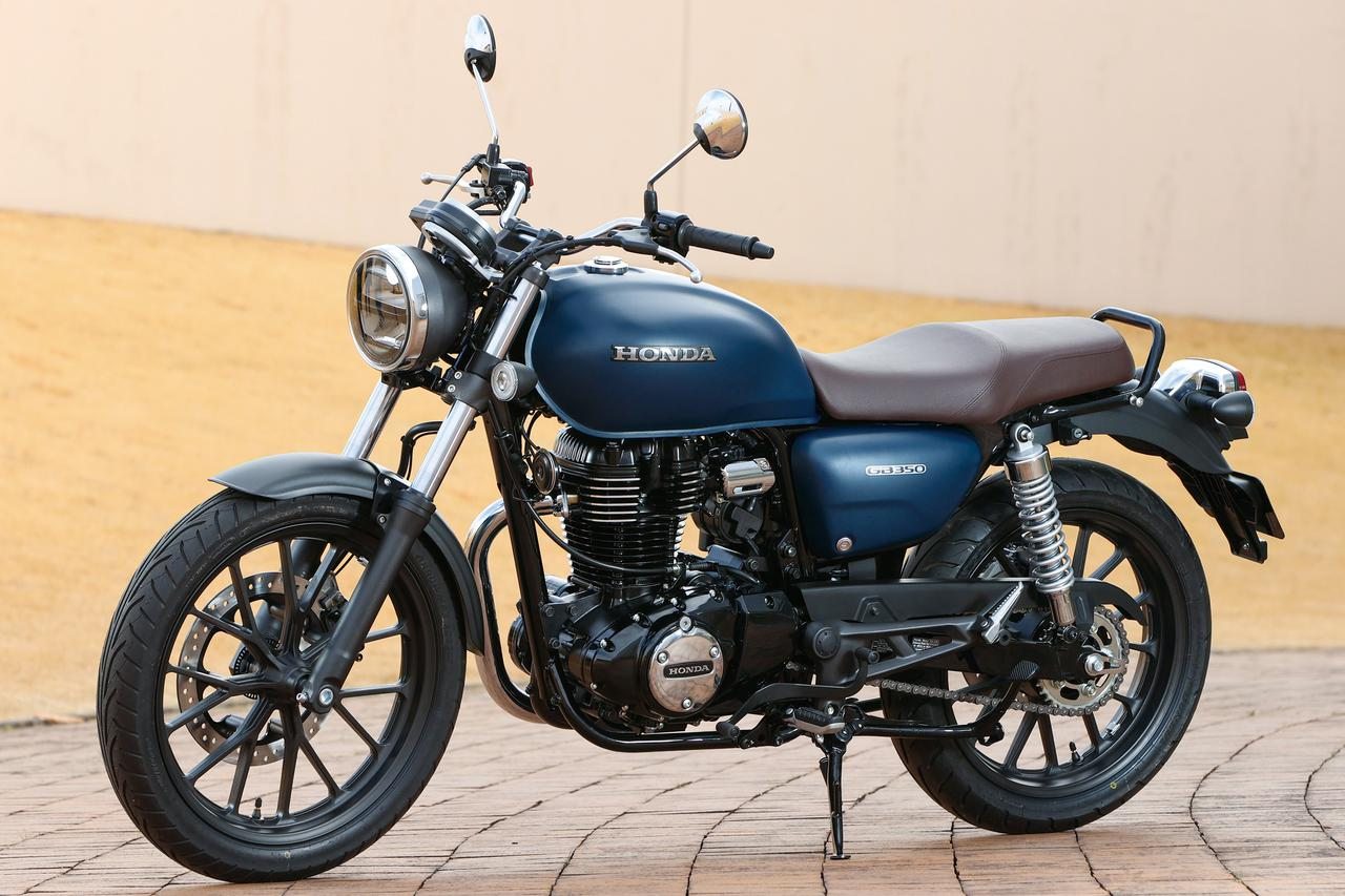 Images : 2番目の画像 - 【写真9枚】ホンダ「GB350」 - webオートバイ