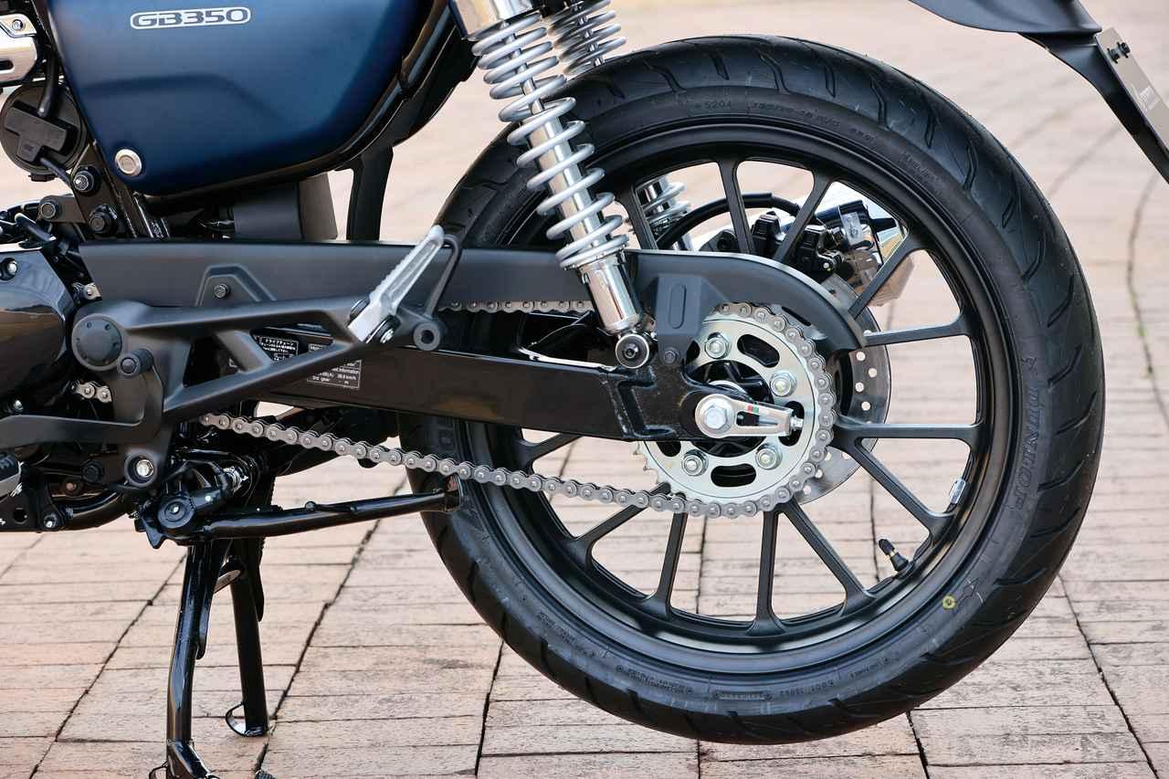 Images : 9番目の画像 - 【写真9枚】ホンダ「GB350」 - webオートバイ