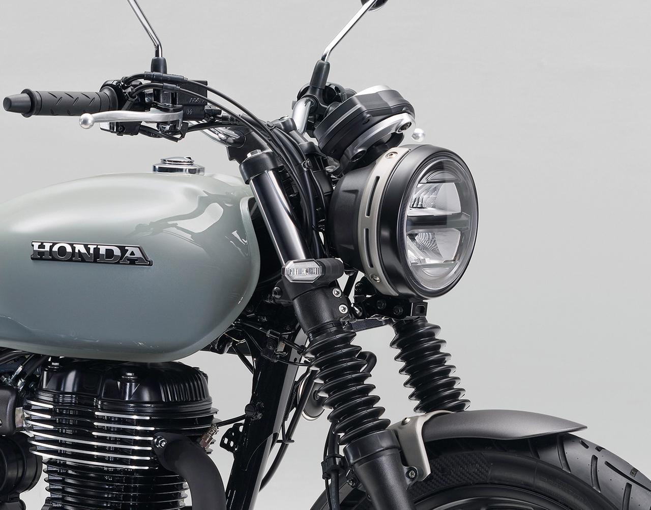 Images : 4番目の画像 - 【写真6枚】ホンダ「GB350S」 - webオートバイ