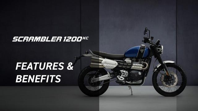 画像: New Scrambler 1200 XC Features and Benefits www.youtube.com