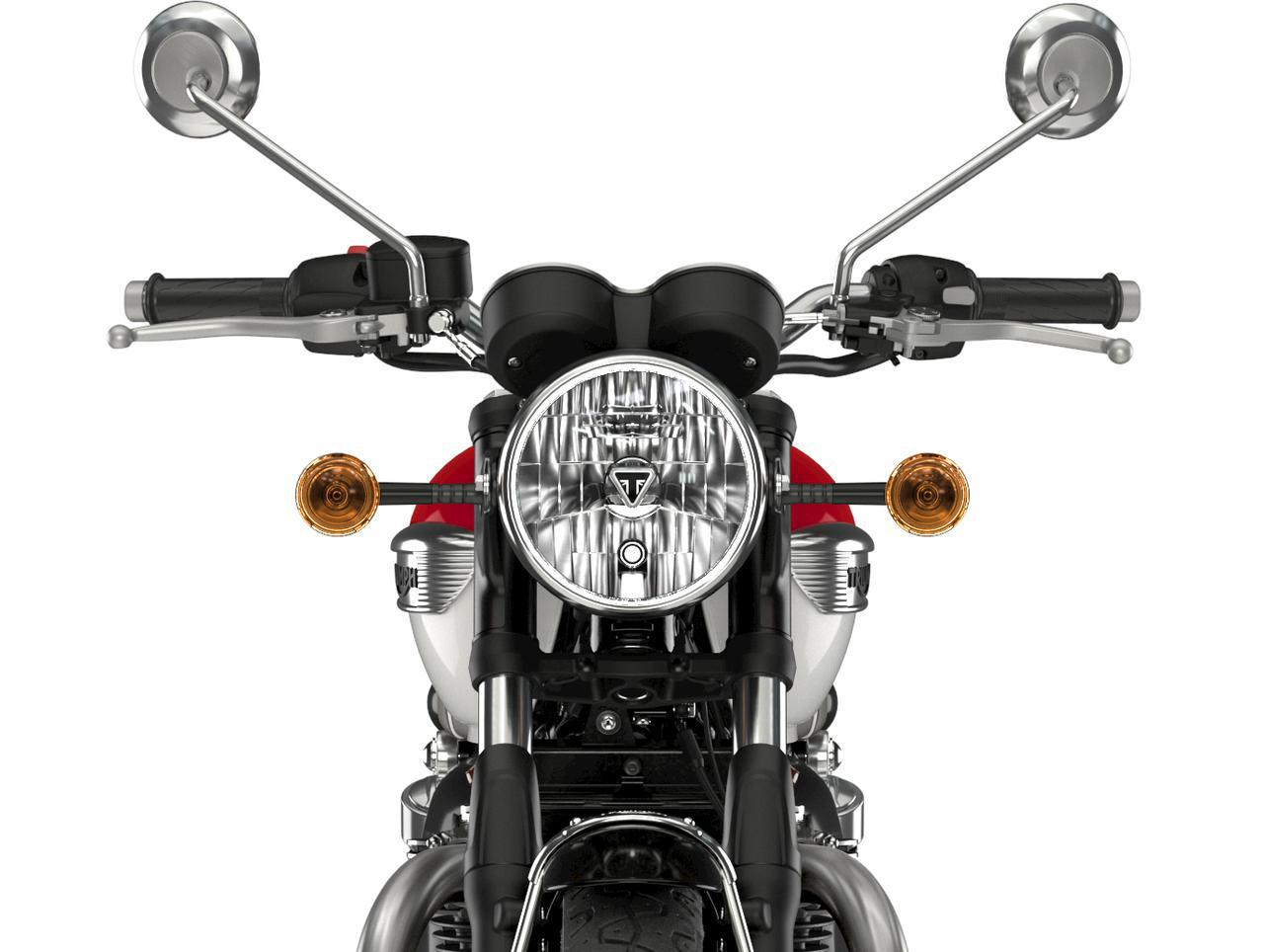 画像: 【人気カラー投票】トライアンフ新型「ボンネビルT100」2021年モデルの特徴 - webオートバイ