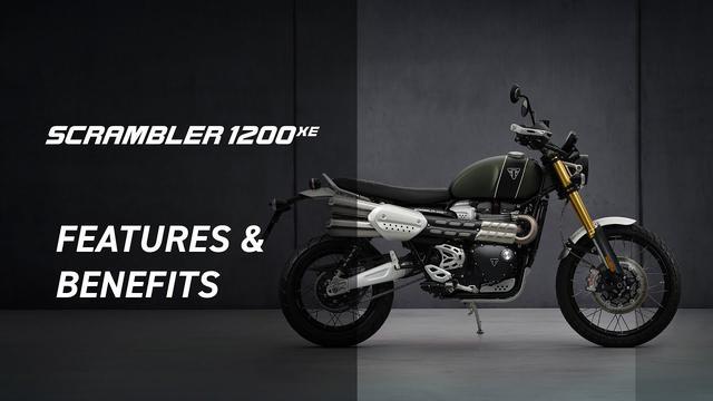 画像: New Scrambler 1200 XE Features and Benefits www.youtube.com