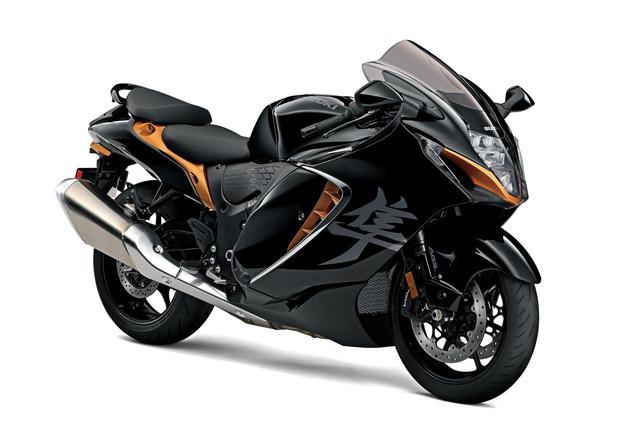 画像: 【写真72枚】スズキ新型「ハヤブサ」アルバム - webオートバイ