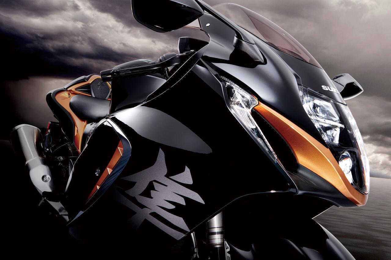 画像: 【スタイリング解説】スズキ新型「ハヤブサ」 - webオートバイ