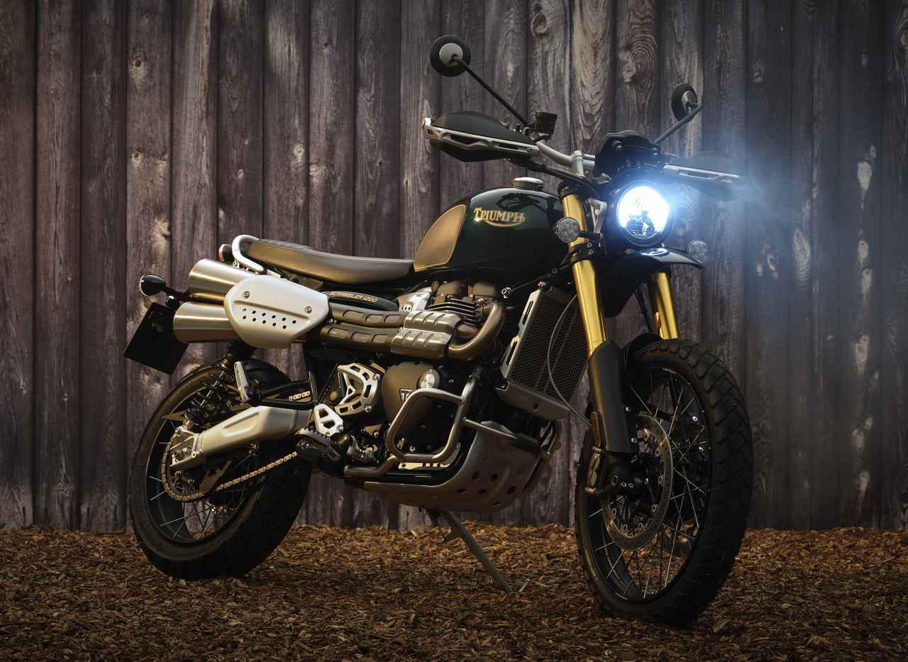 画像: トライアンフが「スクランブラー1200 スティーブ・マックイーン エディション」を発表! 世界1000台限定で発売 - webオートバイ