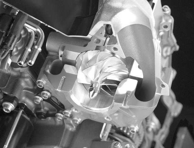 画像: 「スーパーチャージャー」って実際どういう機構なの? - webオートバイ