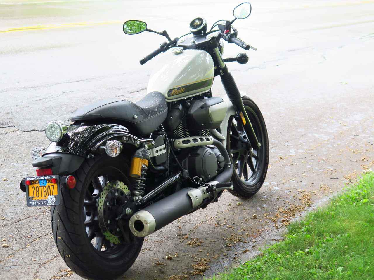 画像: 【ツーリング紀行】ヤマハ「ボルト」でゆくアメリカひとり旅 - webオートバイ