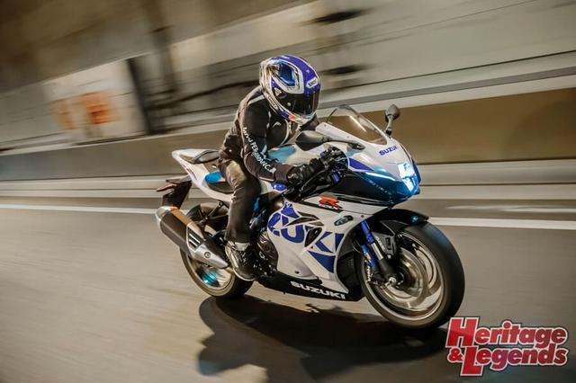 画像: 【IMPRESSION】 SUZUKI GSX-R 1000R(L9)サーキットからストリートまでのオールラウンダー | ヘリテイジ&レジェンズ|Heritage& Legends