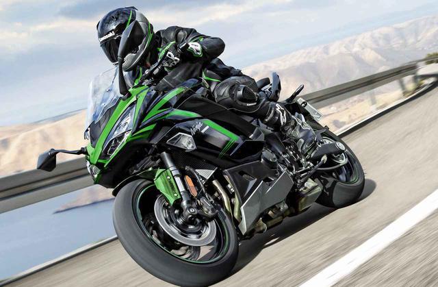 画像: 【比較】「Ninja 1000SX」2021年モデルと2020年モデル - webオートバイ