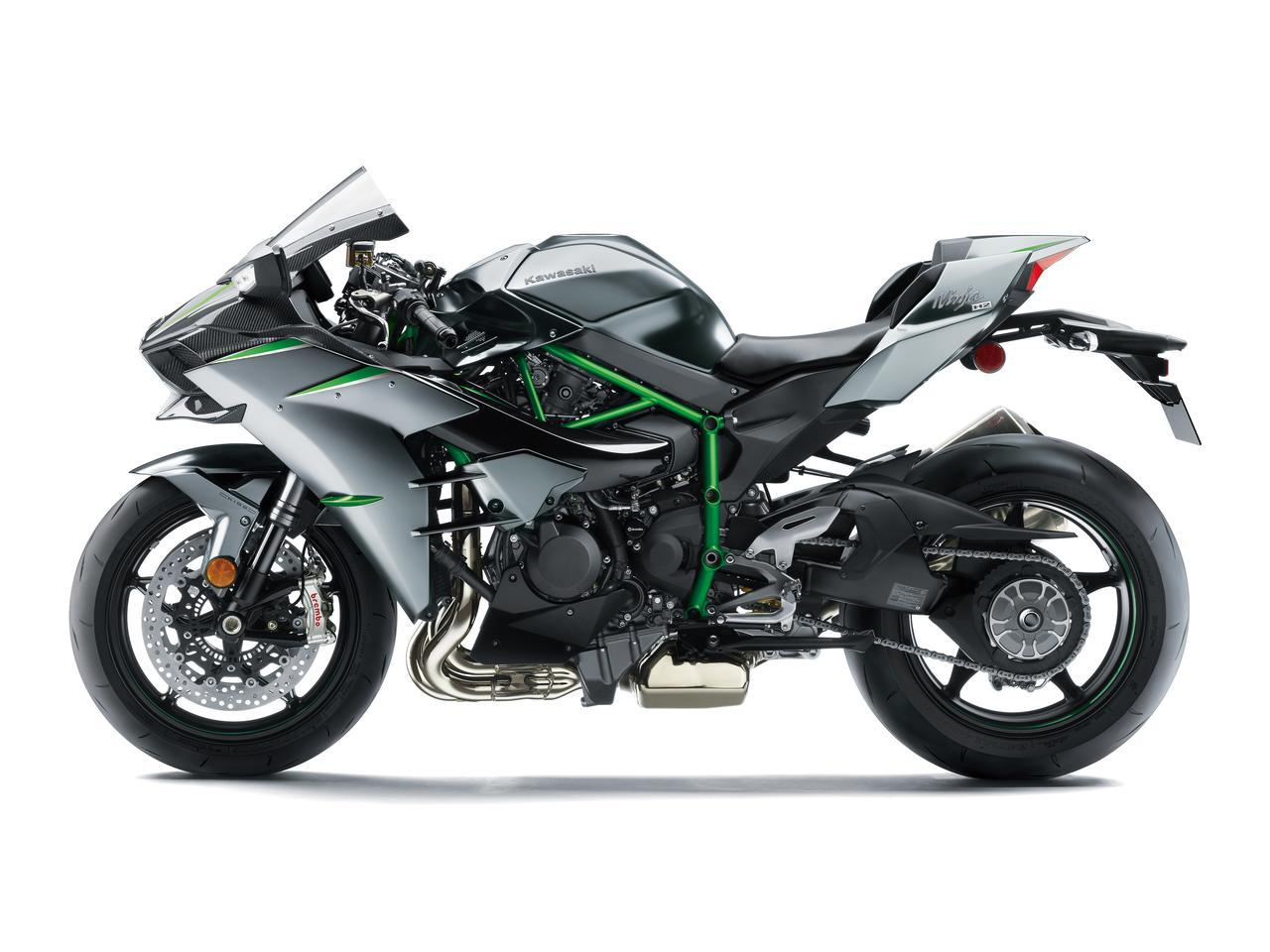 画像: 【写真3枚】カワサキ「Ninja H2 CARBON」 - webオートバイ