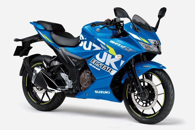 画像1: スズキの250フルカウル・シングルスポーツ「ジクサーSF250」 カラーリングを変更した2021年モデル登場