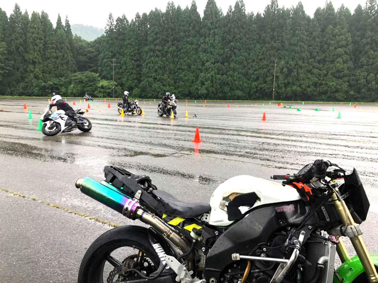 Images : 6番目の画像 - 「<ジムカーナ>初心者歓迎!5月~6月の大会・練習会のスケジュール&新潟でジムカーナの練習ってできるんですか?」のアルバム - webオートバイ