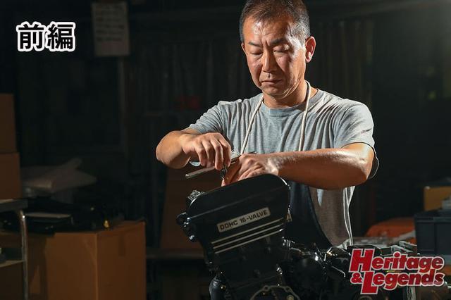 画像: カワサキ・ニンジャ GPZ900Rカスタム最前線!トレーディングガレージナカガワ 前編 | ヘリテイジ&レジェンズ|Heritage& Legends