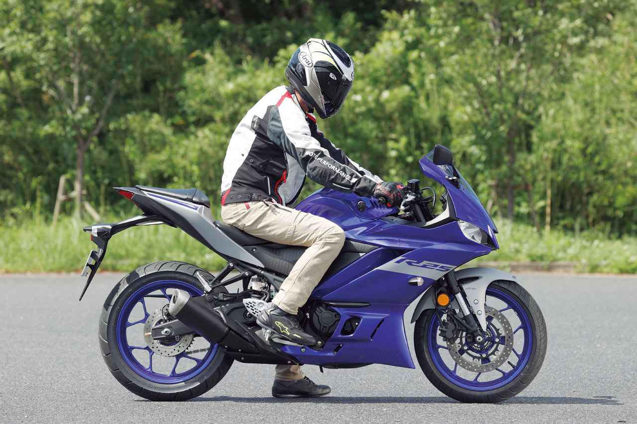 Images : 5番目の画像 - 【写真14枚】ヤマハ「YZF-R25 ABS」2021年モデル - webオートバイ