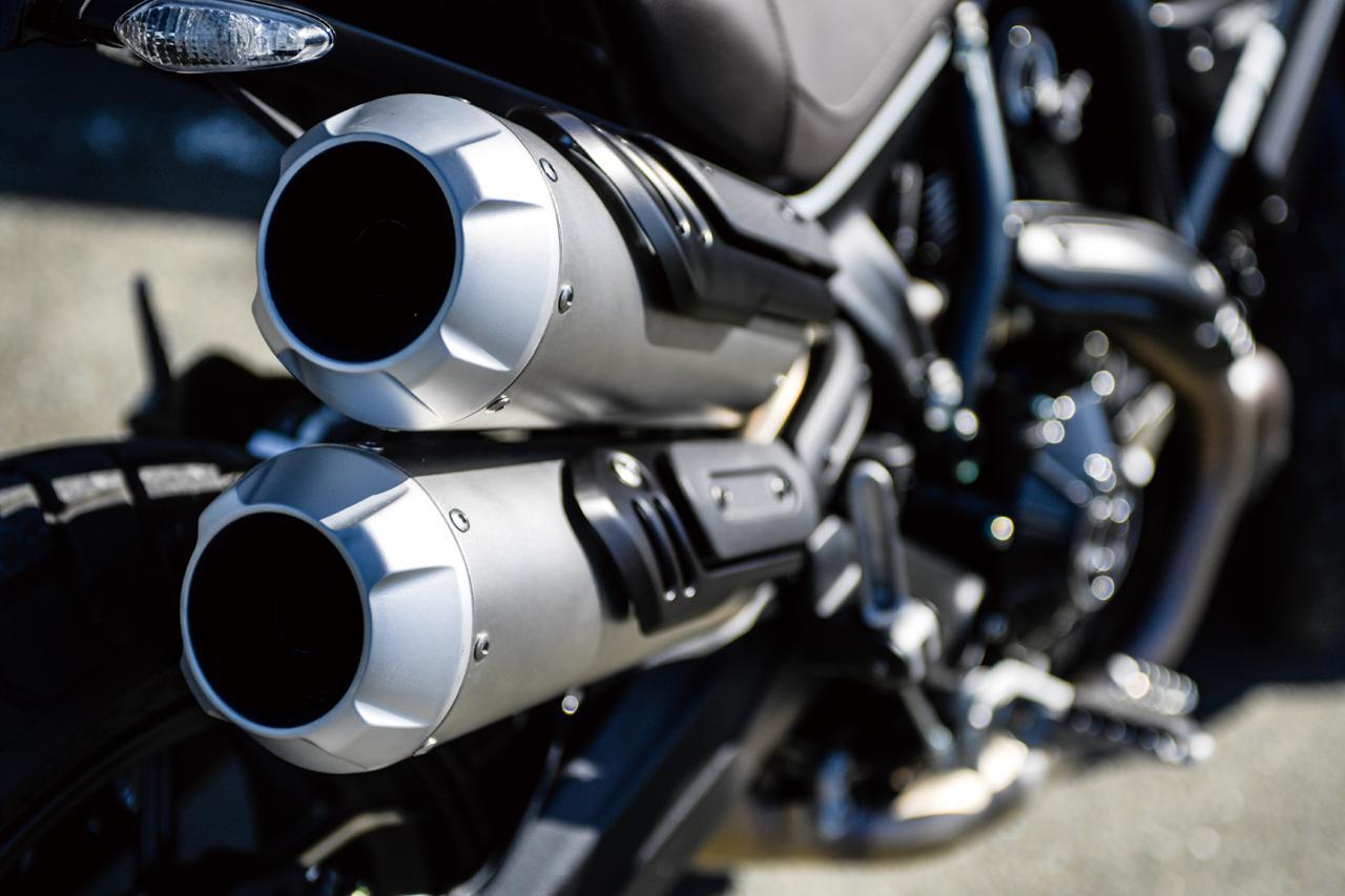Images : 9番目の画像 - 【写真18枚】ドゥカティ「スクランブラー1100 スポーツPRO」 - webオートバイ