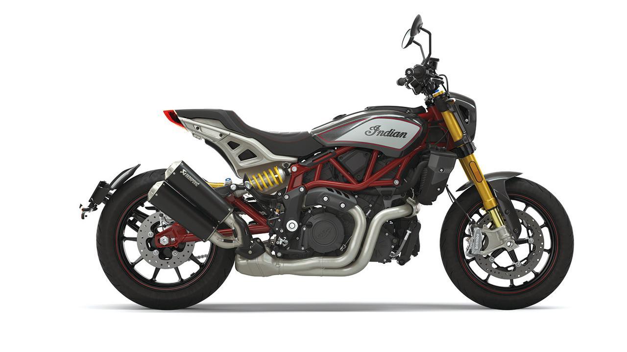 Images : 7番目の画像 - 【写真8枚】インディアン「FTR」シリーズ 2022年モデル - webオートバイ