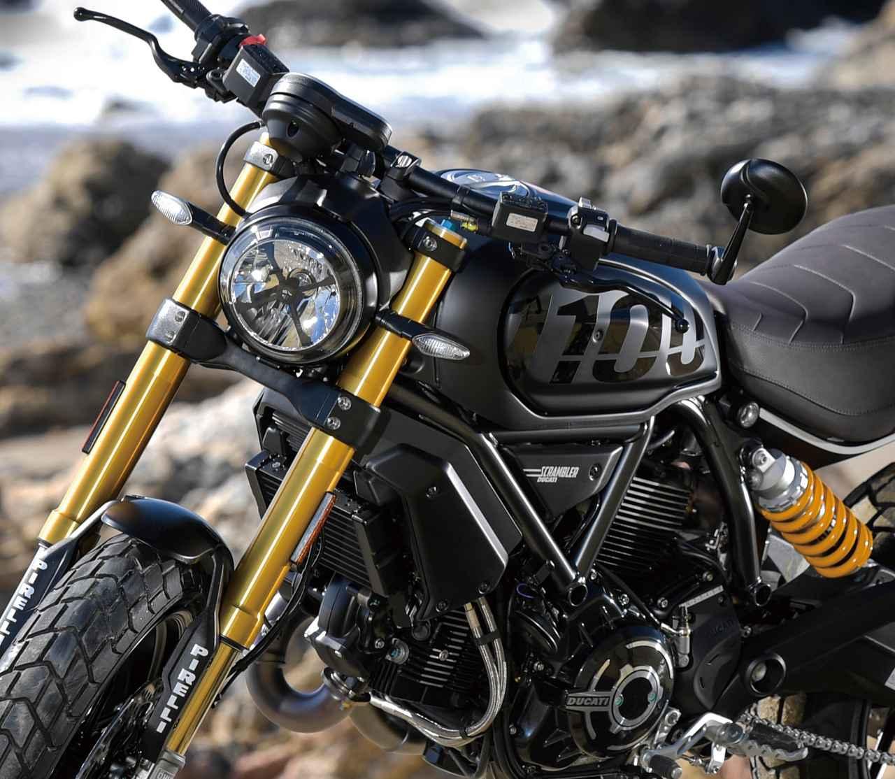 Images : 1番目の画像 - 【写真18枚】ドゥカティ「スクランブラー1100 スポーツPRO」 - webオートバイ
