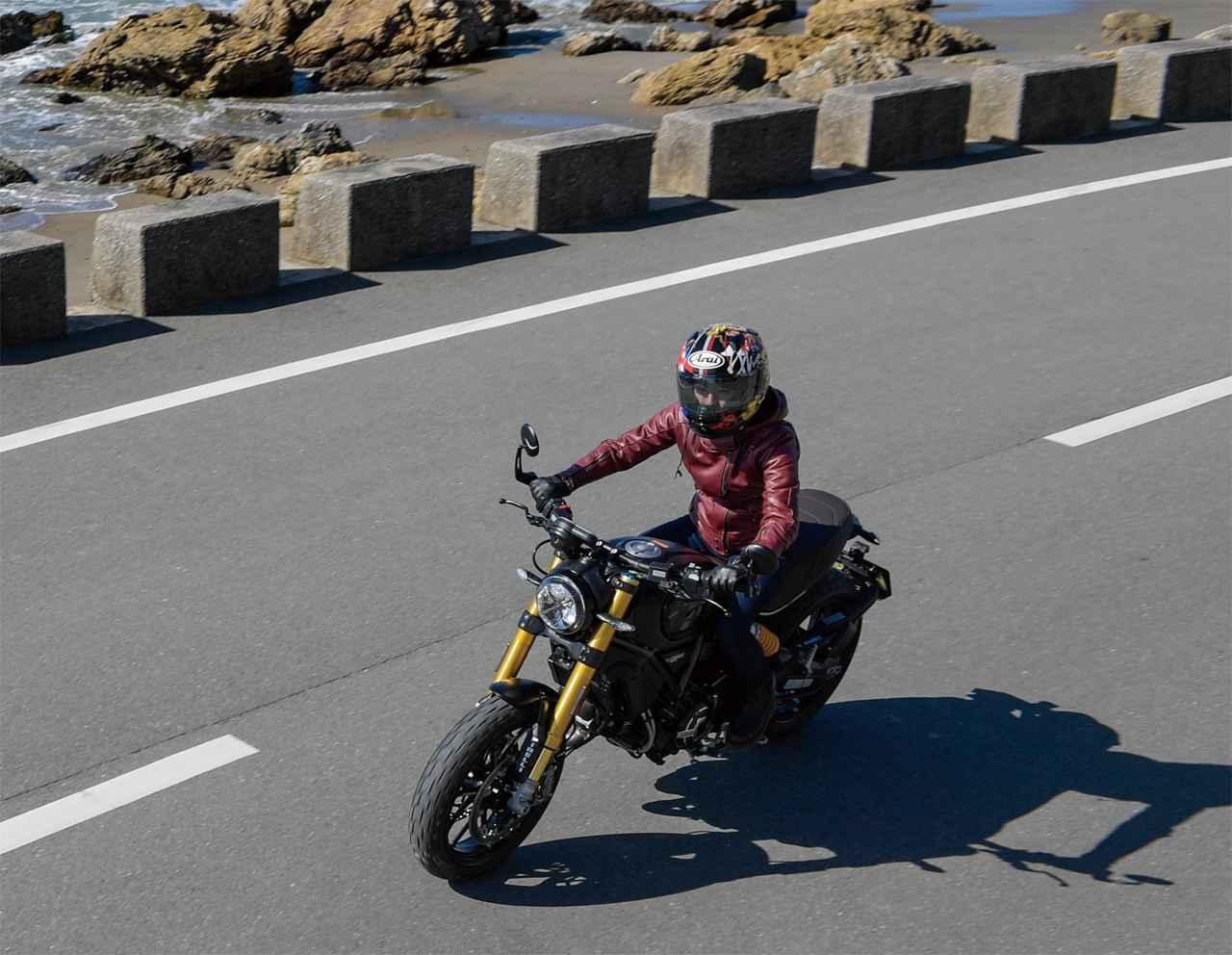 Images : 7番目の画像 - 【写真18枚】ドゥカティ「スクランブラー1100 スポーツPRO」 - webオートバイ