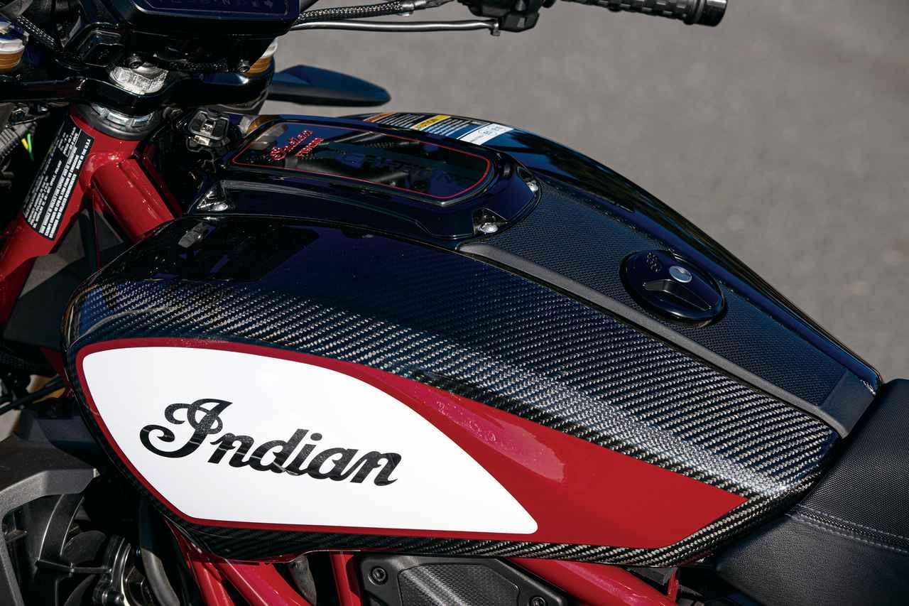 Images : 4番目の画像 - 【写真6枚】インディアン「FTRカーボン」 - webオートバイ