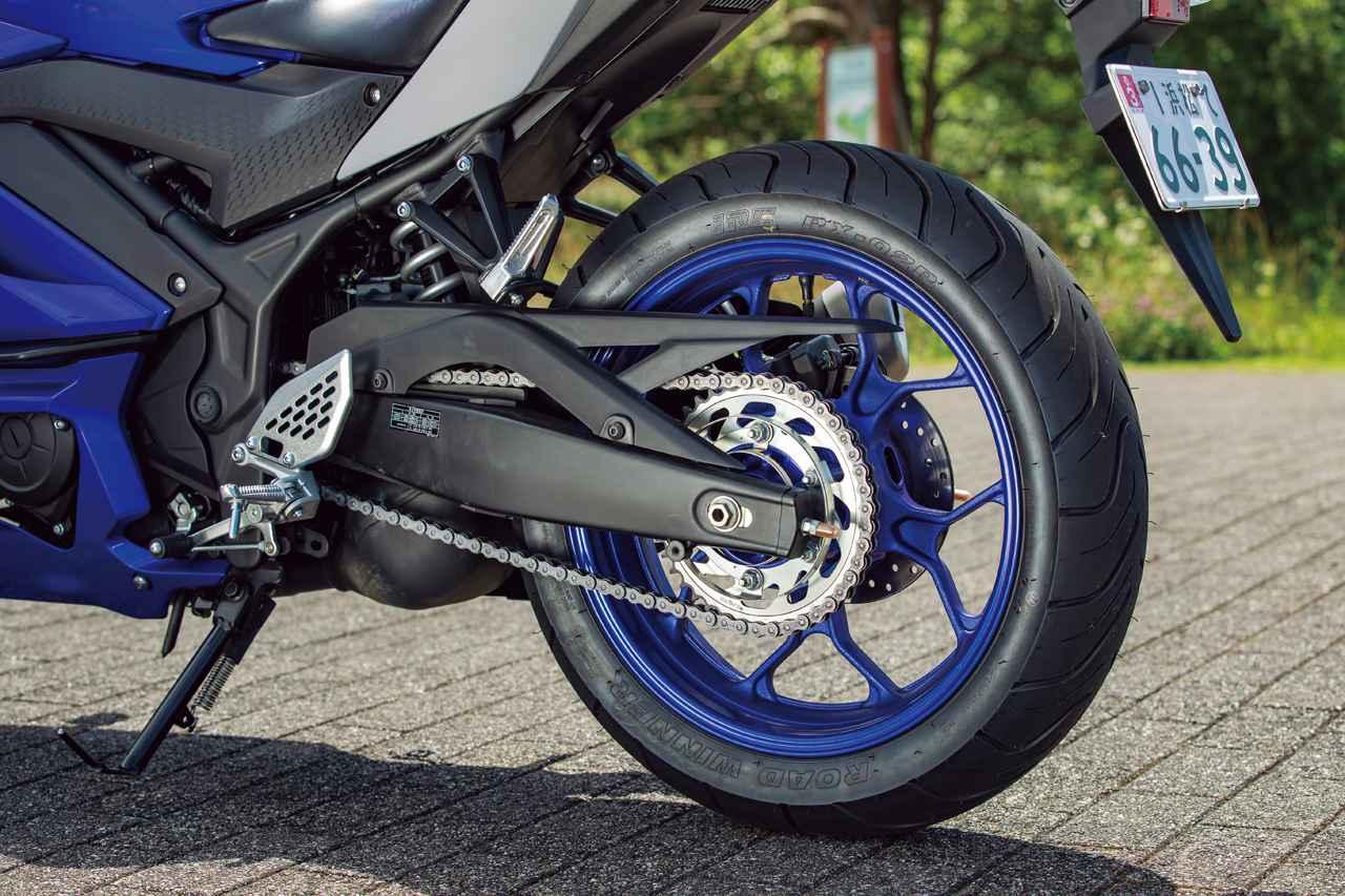Images : 12番目の画像 - 【写真14枚】ヤマハ「YZF-R25 ABS」2021年モデル - webオートバイ