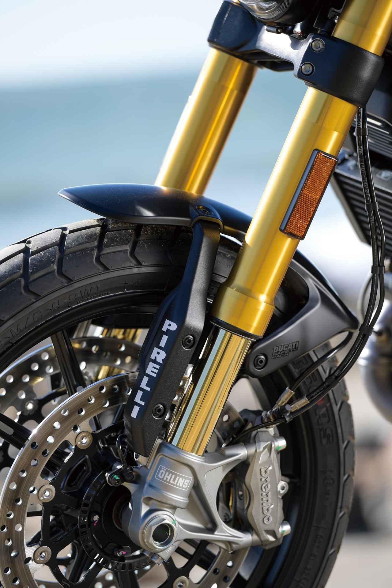 Images : 10番目の画像 - 【写真18枚】ドゥカティ「スクランブラー1100 スポーツPRO」 - webオートバイ