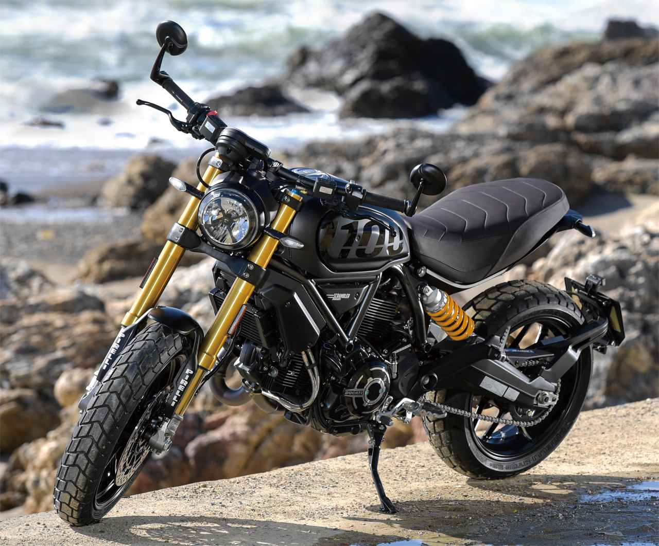 Images : 5番目の画像 - 【写真18枚】ドゥカティ「スクランブラー1100 スポーツPRO」 - webオートバイ