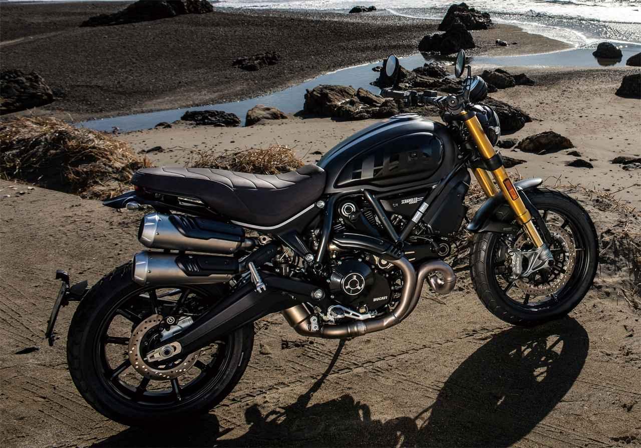 Images : 4番目の画像 - 【写真18枚】ドゥカティ「スクランブラー1100 スポーツPRO」 - webオートバイ