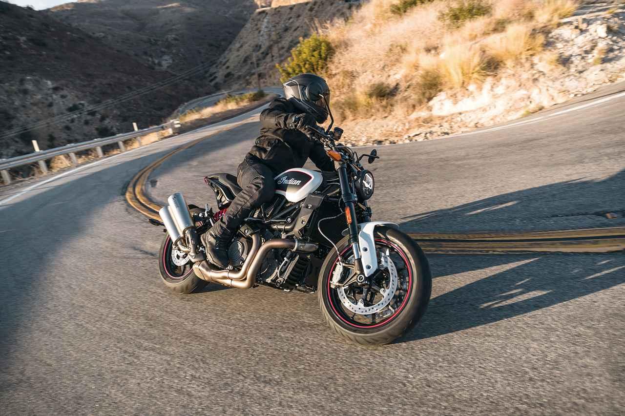Images : 3番目の画像 - 【写真8枚】インディアン「FTR」シリーズ 2022年モデル - webオートバイ