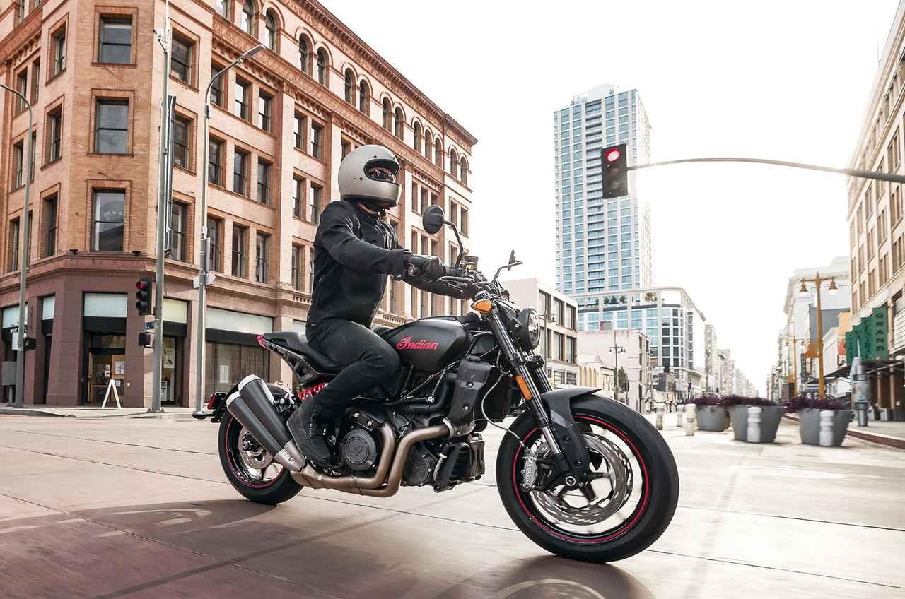 Images : 1番目の画像 - 【写真8枚】インディアン「FTR」シリーズ 2022年モデル - webオートバイ